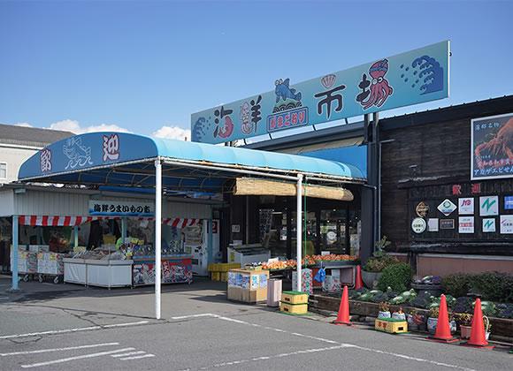 [13]海鮮市場